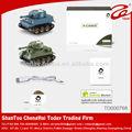el tanque del rc tanque militar juguetes coche de control remoto