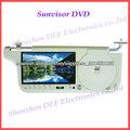 visera parasol de dvd beige/gris/negro TV&Juegos imitar pantalla