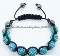2013 fashion shamballa pulsera