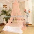 colgantes decorativos circular cama con dosel de mosquiteros para un adulto