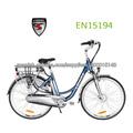 El bien y fuerte de 28 pulgadas nuevo modelo de bicicleta eléctrica con CE