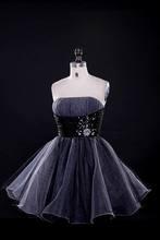 las mujeres de moda sexy mini vestido de noche para el estilo ed502
