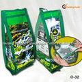 bolsa de alimentos cali-sello con cremallera