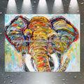 elefante indio pinturas
