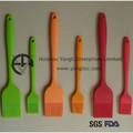 nuevo producto de silicona asador cepillo hecho en china