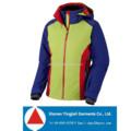 de alta calidad del fabricante chino de colores en 3 1 para mujer chaqueta de esquí de