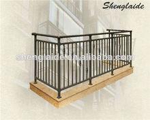 Barandillas de hierro Venta caliente para balcones H-9007