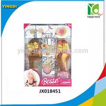 Las niñas besse belleza del juguete, adornos de juguete, juguete de los niños de la joyería para las niñas