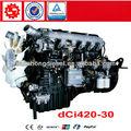 Euro3 420HP Dongfeng motor diesel Cummins camion dCi420-30