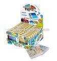Inteligente puzzles/rompecabezas de papel caja del juego