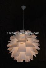 moderna lámpara de techo