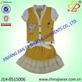 افريقيا سوق ملابس الفتاة الصيف ملابس اطفال بالجملة من الصين