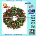 Top vendidos guirnaldas decorativas pvc navidad para la venta