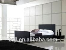 italiano europa estilo de cuero marrón de la cama p36 xs