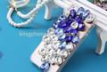tipo de uva pasta de diamante caso móvil lindo teléfono celular casos para iphone5