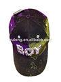 moda estilo 3d bordado gorra de béisbol con precio barato