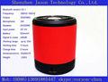 baratos bluetooth falantes sem fio com rádio fm diodo emissor de luz