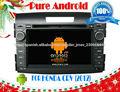 Puro Android 4.2 PARA Honda CRV 2012 coche DVD GPS con pantalla capacitiva Multi Touch, 1GHz de doble núcleo