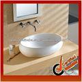 HY5038 oval cerámico cuenca del baño