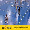 Cancha de voleibol deporte enclavamiento piso