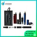 enorme vapor cigarrillo electrónico recargable, hierba seca cig OEM disponible
