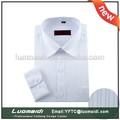 Los últimos diseños de camisetas para hombres, venta al por mayor de los hombres de camisa de vestir