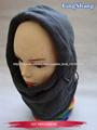 pasamontañas máscara de boinas de punto de venta al por mayor de la boina de lana boina turbante máscara de la boina, fl-01