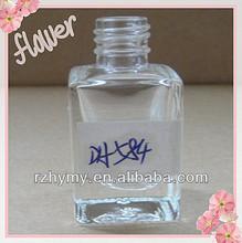 vacía de esmalte de uñas botellas de 15ml