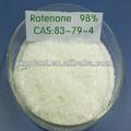 Fabricante do pbf de rotenona 98% bio inseticida rotenona