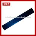 De inyección de plástico cuadrada de plástico fabricante de tubos cuadrados 55*95*600 sppp5