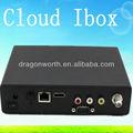 La nube ibox dvb-s2 nube de iptv caja i, no hay ruido-- mini vu + en solitario 2 venta caliente en alemania