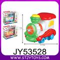 Batería ABS 100% tren de juguete operado para niños