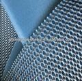Adecuada calidad de malla de aire tejido textil para los zapatos / proveedor de China