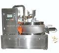 Rotación de la máquina granuladora & gránulos que hace la máquina