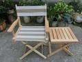 plegable silla y mesa