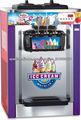 rainbow taletop máquina de helado suave