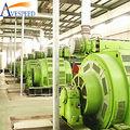AVESPEED ecperienced hfo diesel power station proyectos funcionando sin problemas con generador de 1 mw
