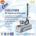 Z15BS CO2 fractional láser para operar quirurgicamente