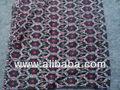 Tejidos de poliéster de algodón impreso tejidos para étnico impresiones se ve estampados florales, telas para todo uso textil
