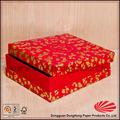 Características chinasaspecto invitación de la boda caja de regalo dh4041#