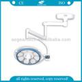 AG-LT003 Con el Hospital Holder Individual Lámpara de techo lámpara de quirófano