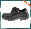 zapatos de trabajo de seguridad negro