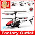 S107C juguete 4 Canales con cámara Alloy helicoptero rc