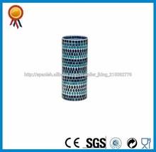 jarrones decorativos mosaico producto artesanal