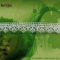 diseño bordado química del cordón de poliéster