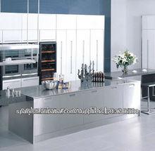 RTA gabinete de cocina de la canal