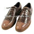 zapatos de vestir de los hombres