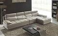 8036 de cuero de ocio sofá barato para los muebles del salón