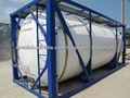 ISO Tanques para Quimicas Peligrosas