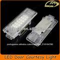 Led cortesia porta lâmpada para bmw e39/x5 e53/z8 e52
